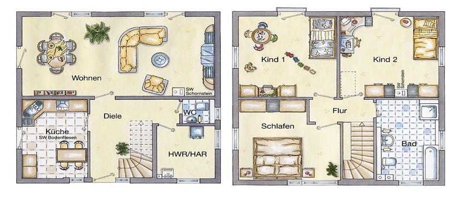 calvin immobilien. Black Bedroom Furniture Sets. Home Design Ideas
